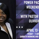 Power Packed Weekend with Pastor Paula Olivier