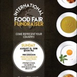 Bridge Ministry Food Fair Fundraiser, August 12, 2018.
