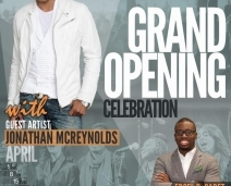 Grand Opening Month