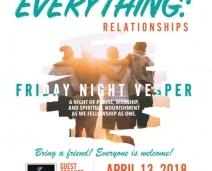 Bridge Ministry: Friday Night Vespers