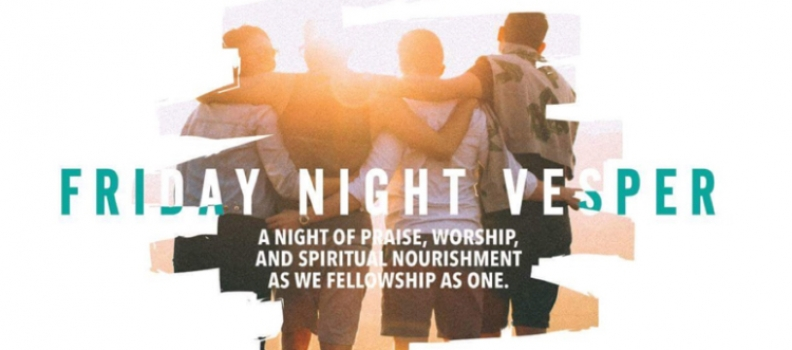 Bridge Ministry: Friday Night Vespers